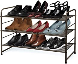 Best  Free Standing Shoe Racks