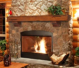 Best  Fireplace Mantel Shelves